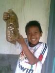 Kerupuk Jagung (Tortella)
